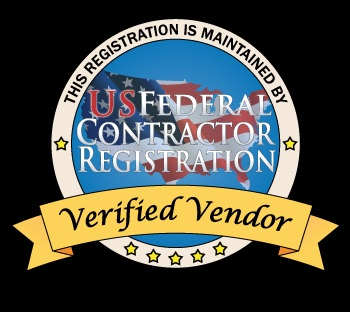 US Federal Contractor Registration System for Award Management Verified Vendor